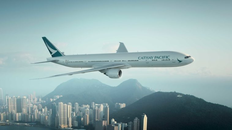 Cathay Pacific admits to recording passengers with onboard cameras 13