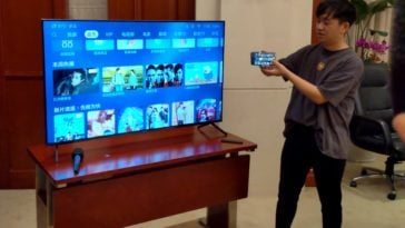 Honor Vision TV running HarmonyOS first look 15