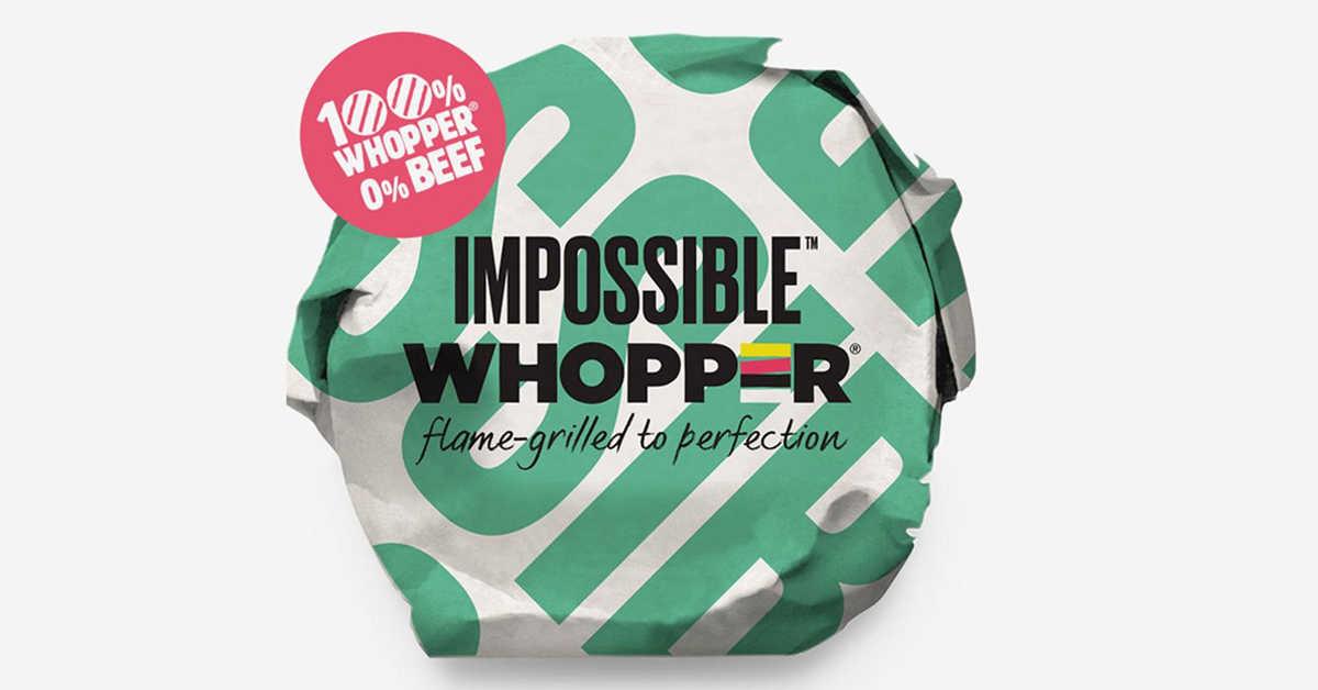 impossible burger 2 - Burger King's Impossible Whopper will be available nationwide starting next week