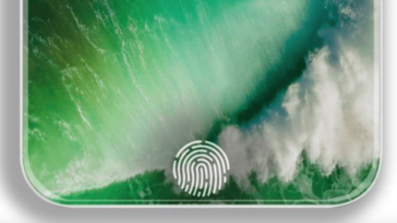The next iPhone will have an in-screen fingerprint reader and Face ID 13