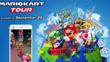 Mario Kart Tour release date announced for Android and iOS 18