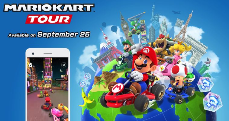 Mario Kart Tour release date announced for Android and iOS 20