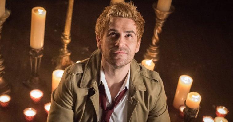 Matt Ryan as John Constantine