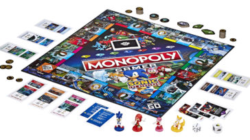 Monopoly Gamer: Sonic the Hedgehog Edition