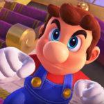 Mustache-less Mario