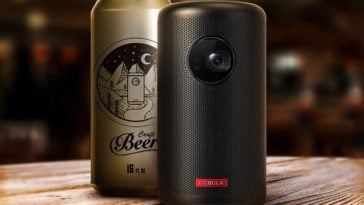 nebula capsule ii review 364x205 - Nebula Capsule II Smart Mini Projector review: Pint-sized movie magic