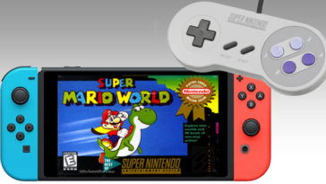 Nintendo might release SNES games and controllers for the Switch 19