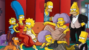 The Simpsons new