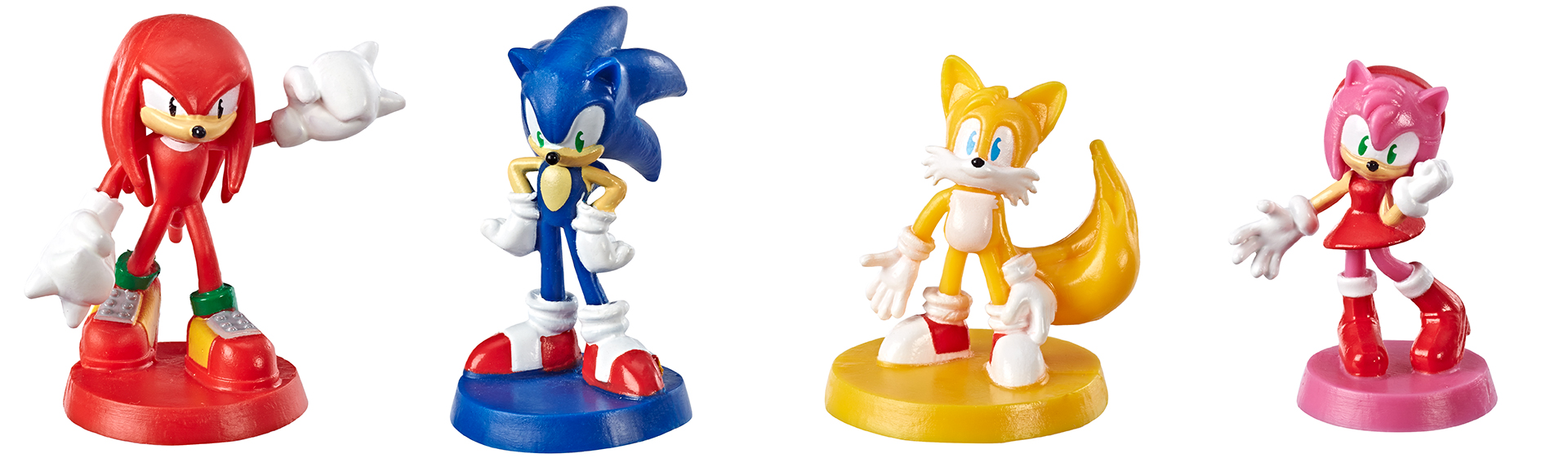 Monopoly Gamer: Sonic the Hedgehog Edition players' pieces