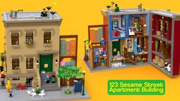 LEGO is making its first-ever Sesame Street building set 20