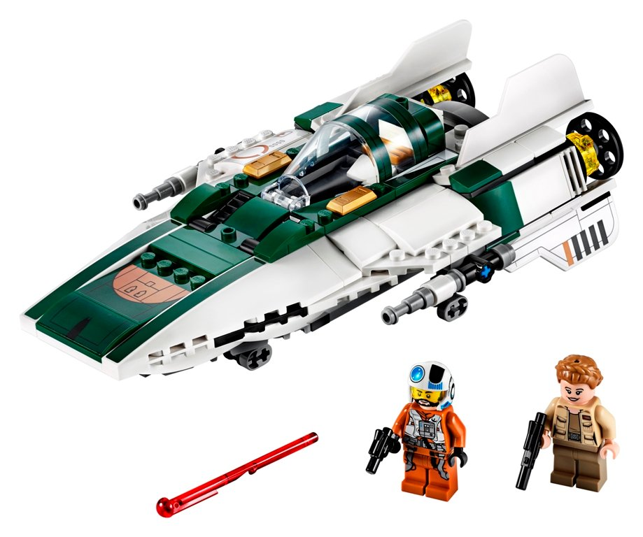 LEGO unveils Star Wars: The Rise of Skywalker and The Mandalorian building sets 11