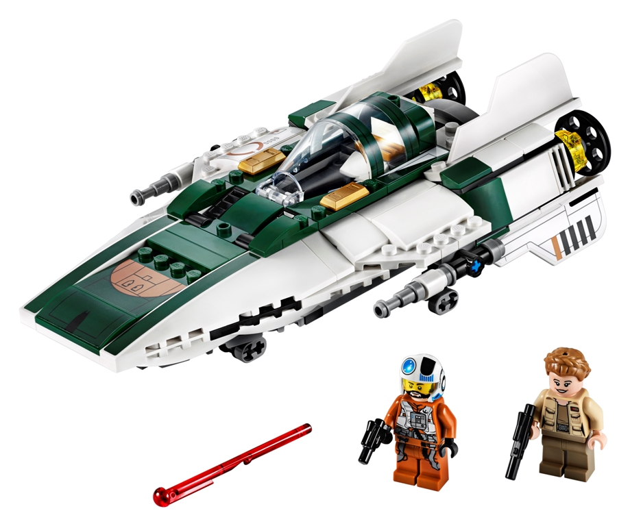 LEGO unveils Star Wars: The Rise of Skywalker and The Mandalorian building sets 13