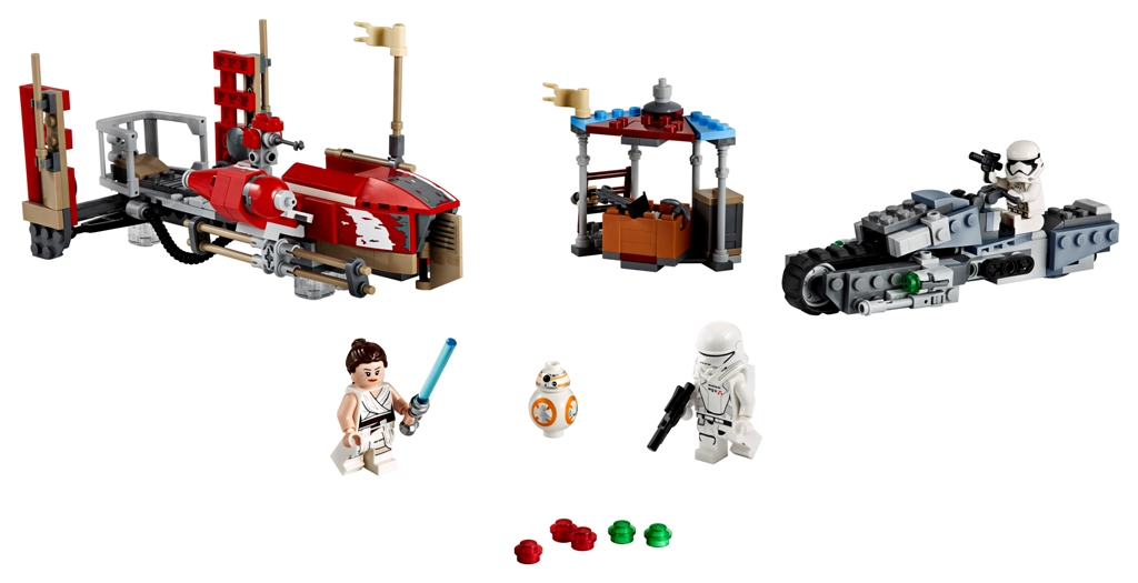 LEGO unveils Star Wars: The Rise of Skywalker and The Mandalorian building sets 14