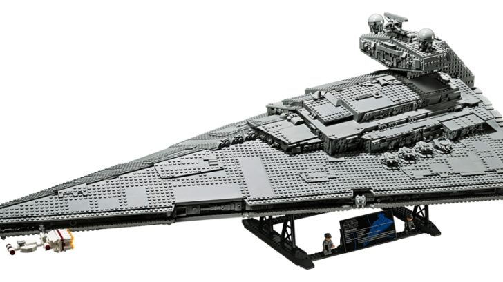 The Star Wars Devastator starship gets a stunningly detailed LEGO model 14