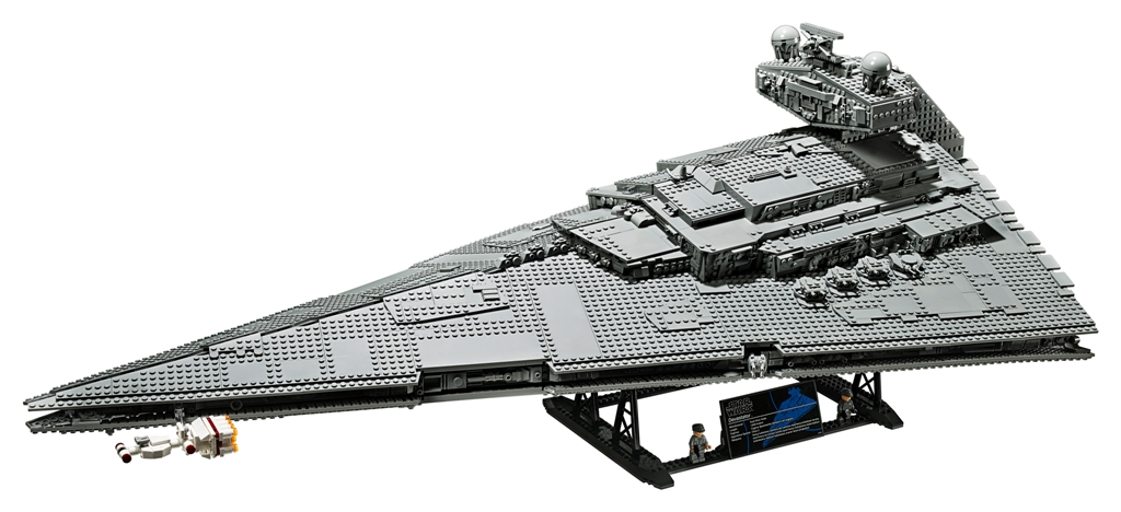 75252 prod 728x409 - The Star Wars Devastator starship gets a stunningly detailed LEGO model
