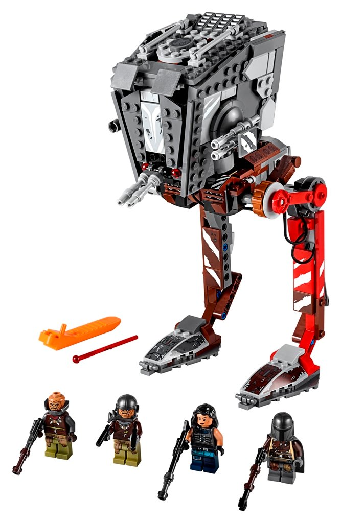 LEGO unveils Star Wars: The Rise of Skywalker and The Mandalorian building sets 16