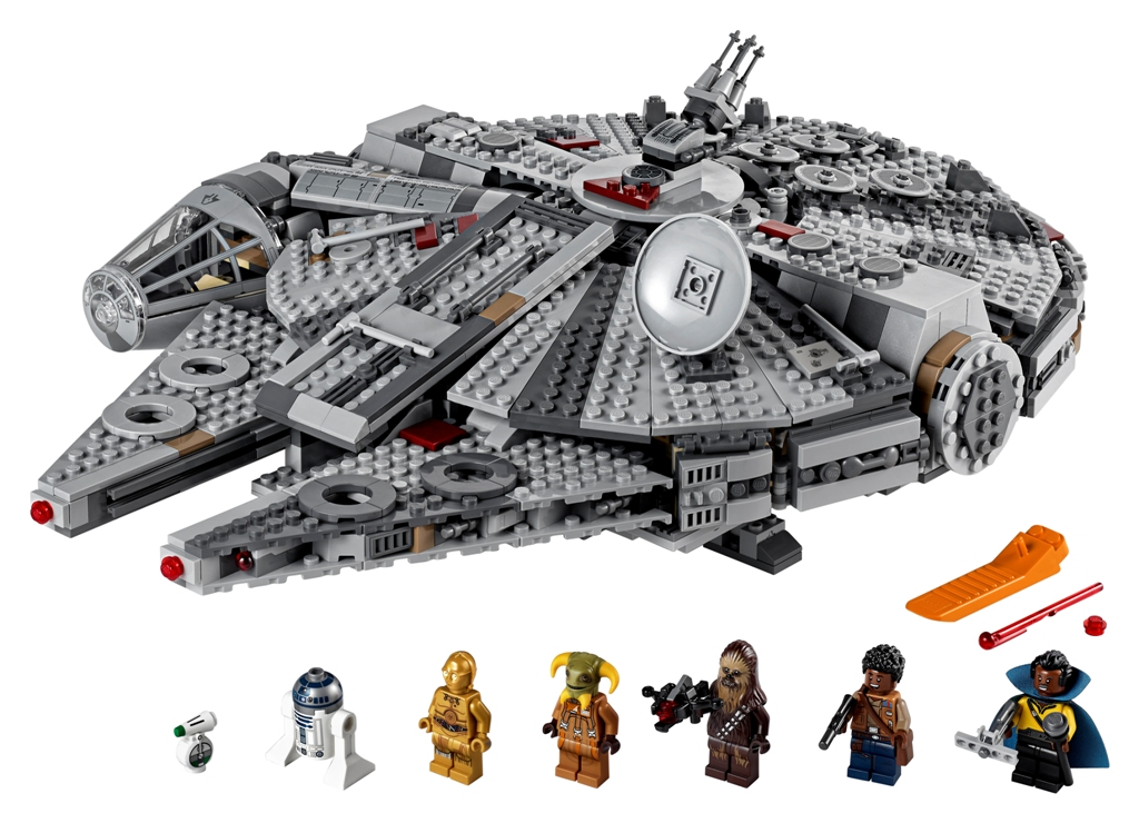LEGO unveils Star Wars: The Rise of Skywalker and The Mandalorian building sets 15