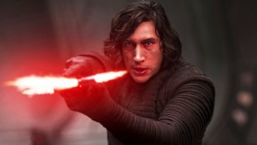 Kylo Ren's TIE fighter in Star Wars: The Rise of Skywalker has an intriguing name 13