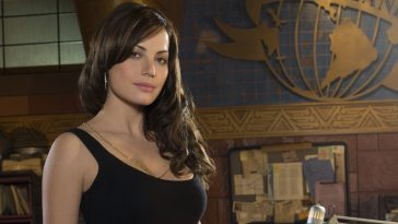 Erica Durance will reprise her role as Lois Lane in Crisis on Infinite Earths crossover 14