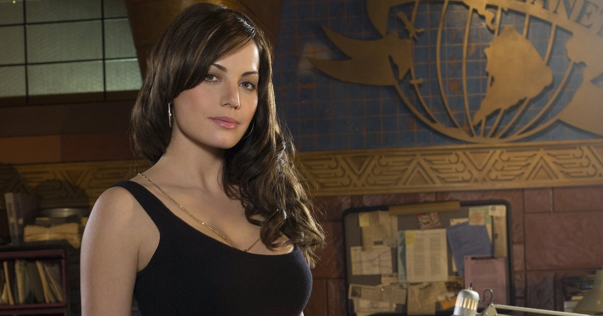Erica Durance as Lois Lane in Smallville new 150x150 - Erica Durance will reprise her role as Lois Lane in Crisis on Infinite Earths crossover