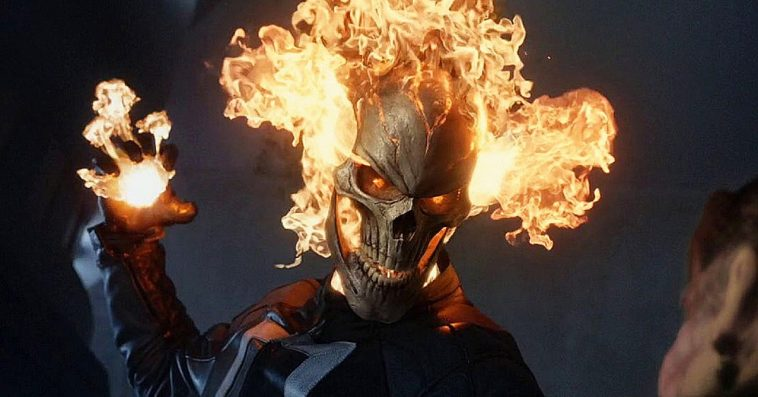 Hulu scraps Marvel's live-action series Ghost Rider 14