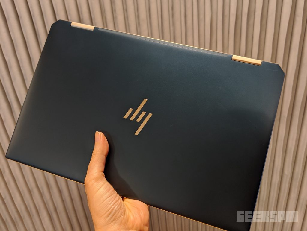 HP's Spectre x360 13 laptop gets a redesign and record-breaking battery life 14
