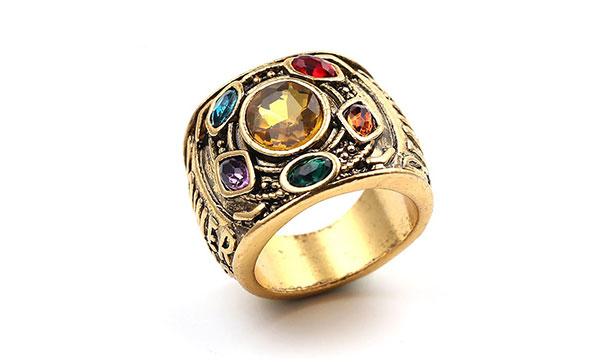 21 marvelous rings inspired by Avengers: Endgame 15