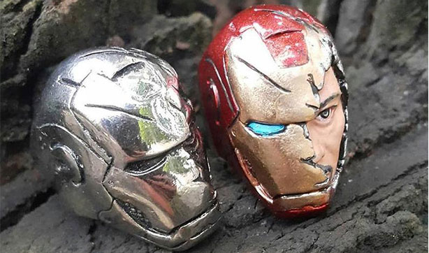 21 marvelous rings inspired by Avengers: Endgame 10