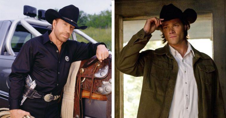 Supernatural's Jared Padalecki will star in a Walker, Texas Ranger reboot 12