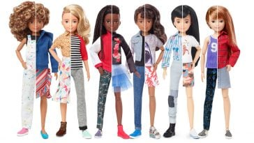 Mattel's gender-neutral dolls are breaking gender norms 16