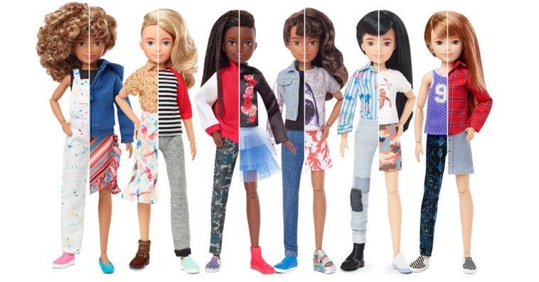 Mattel's gender-neutral dolls are breaking gender norms 13