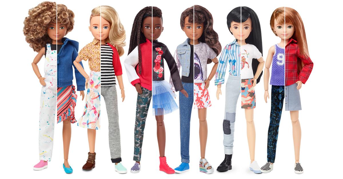 Mattels Creatable World dolls 150x150 - Mattel's gender-neutral dolls are breaking gender norms