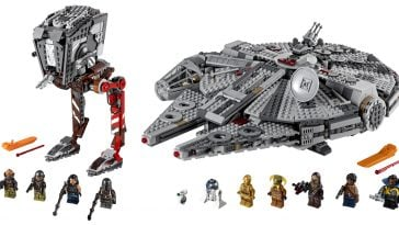 LEGO unveils Star Wars: The Rise of Skywalker and The Mandalorian building sets 20