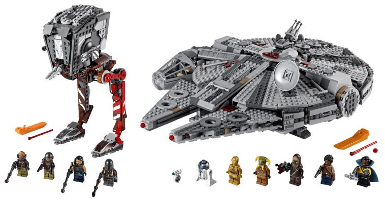 Lego Unveils Star Wars The Rise Of Skywalker And The Mandalorian Building Sets Geekspin