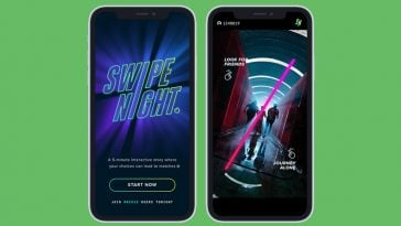 Tinder's interactive series Swipe Night gives users a new way to find their next match 14
