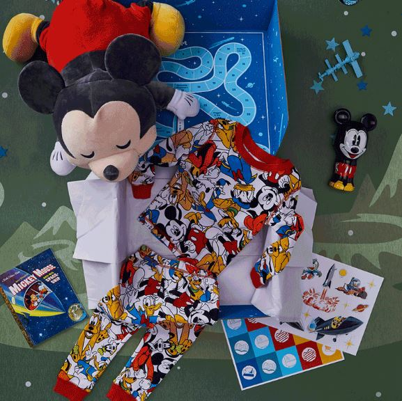 Deluxe Disney Bedtime Adventure Box