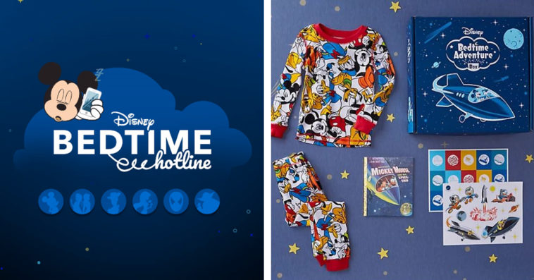 Disney brings back Bedtime Hotline and launches Bedtime Adventure Box 12