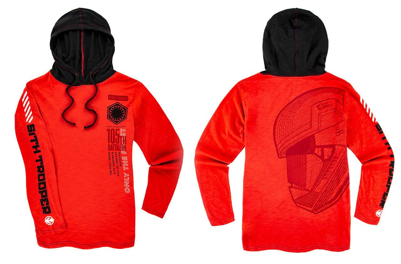 Disney Parks Sith Trooper Sweatshirt