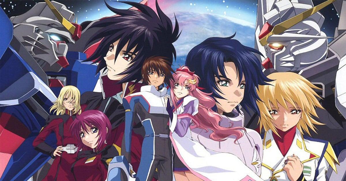 The long-delayed Gundam Seed Destiny movie is making progress • GEEKSPIN