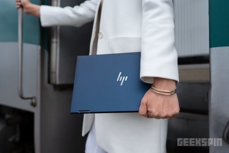 The HP Elite Dragonfly G2 is the first laptop with a built-in Tile tracker 14