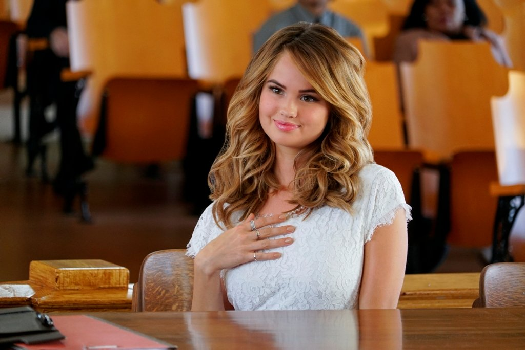 Debby Ryan in Insatiable Season 2