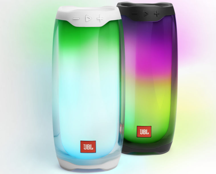 JBL's trippy Pulse 4 speaker is now brighter and louder than ever before 11