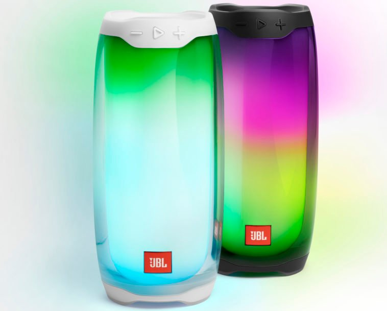 JBL's trippy Pulse 4 speaker is now brighter and louder than ever before 12
