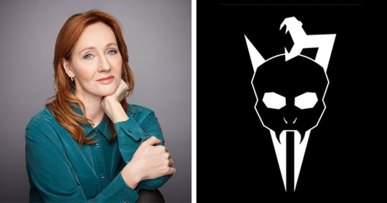 JK Rowling and the Dark Mark