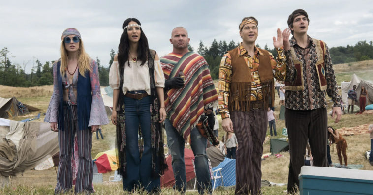 These Legends of Tomorrow behind-the-scenes pics reveal the magic behind the camera 13