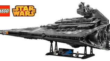 LEGO Star Wars Devastator Imperial Star Destroyer