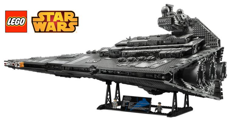 LEGO Star Wars Devastator Imperial Star Destroyer