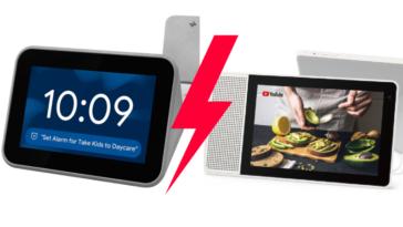Win a Lenovo Smart Display or Smart Clock 14