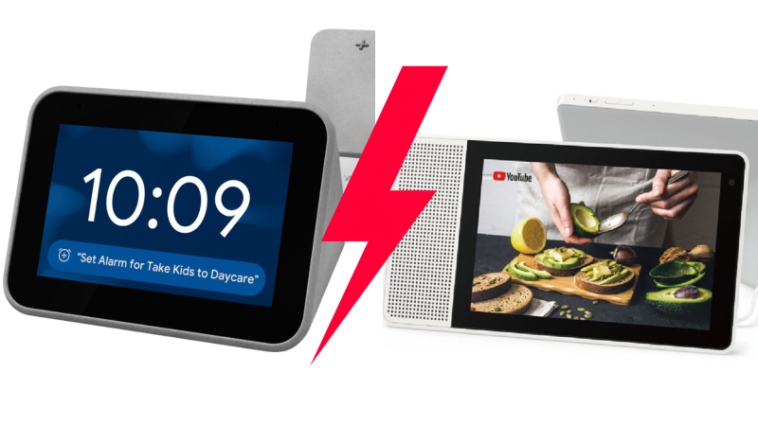 Win a Lenovo Smart Display or Smart Clock 14