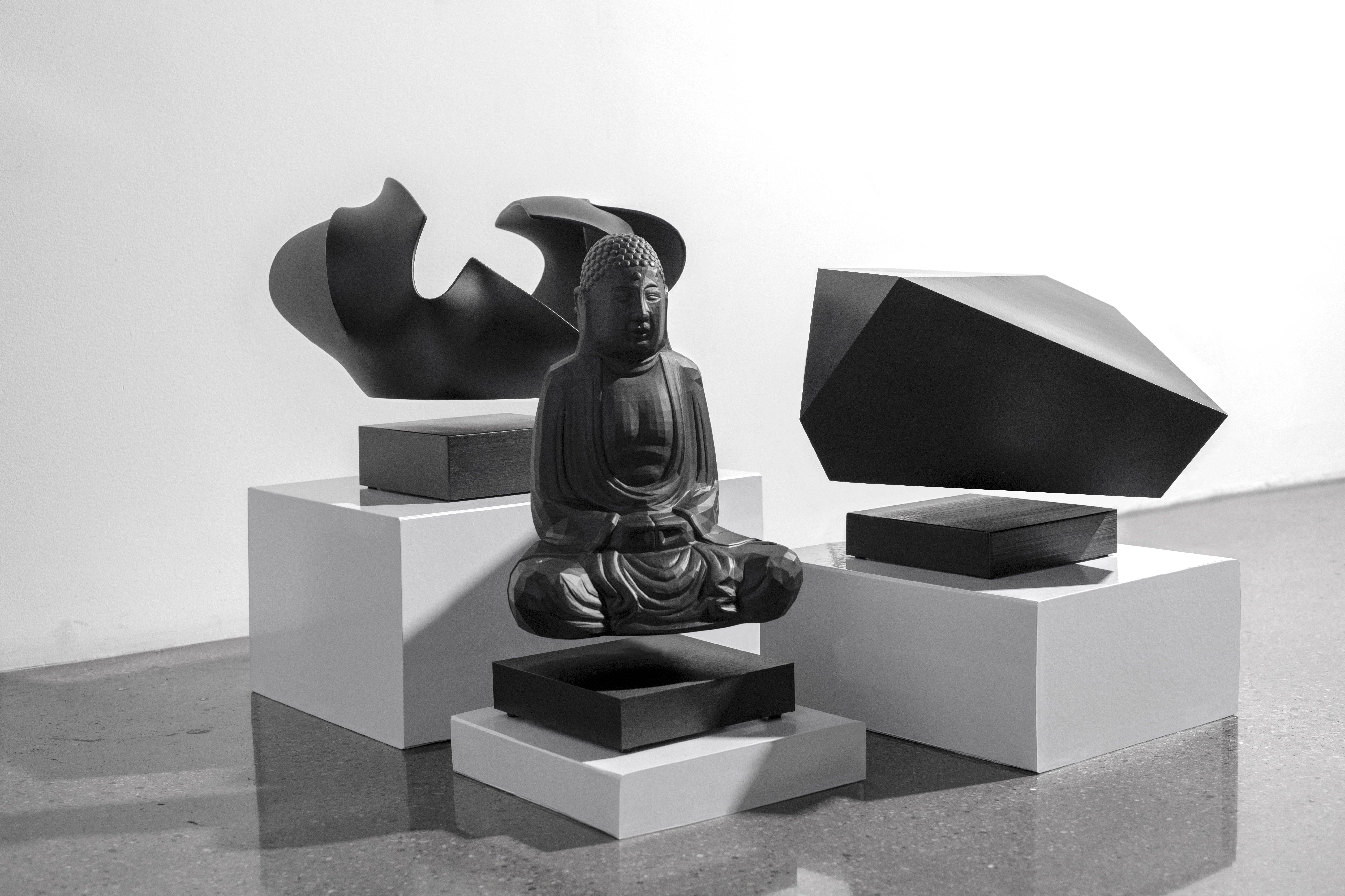 levitating art 758x505 - Are levitating 3D printed objects the next hot art fad?